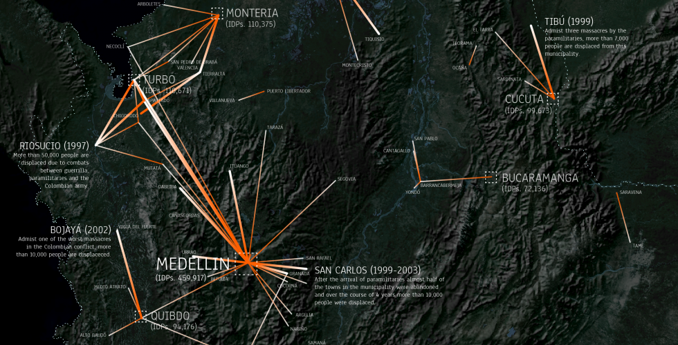 Conflict Urbanism: Colombia