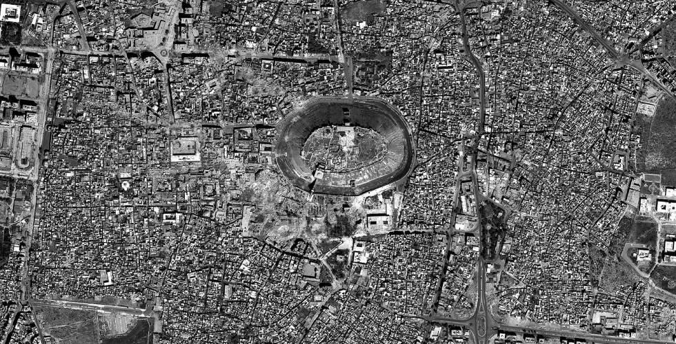 Conflict Urbanism Aleppo