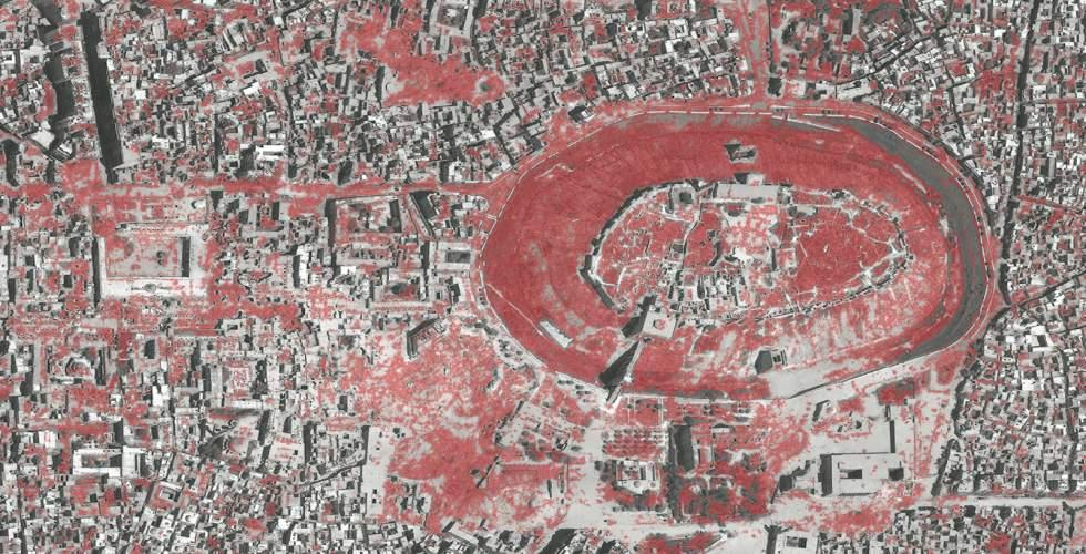 Conflict Urbanism: Aleppo
