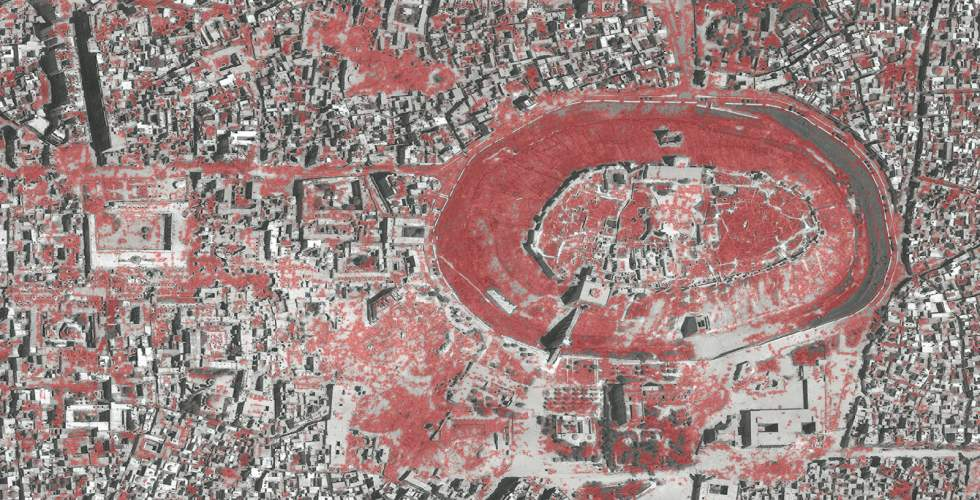 Spring 2016 Lecture Series: Focus Aleppo