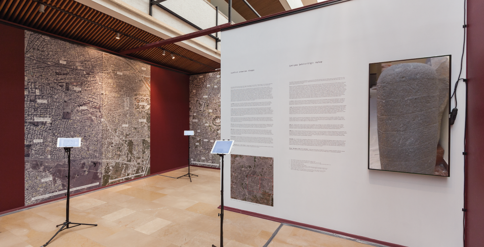 Conflict Urbanism: Aleppo on view in Istanbul