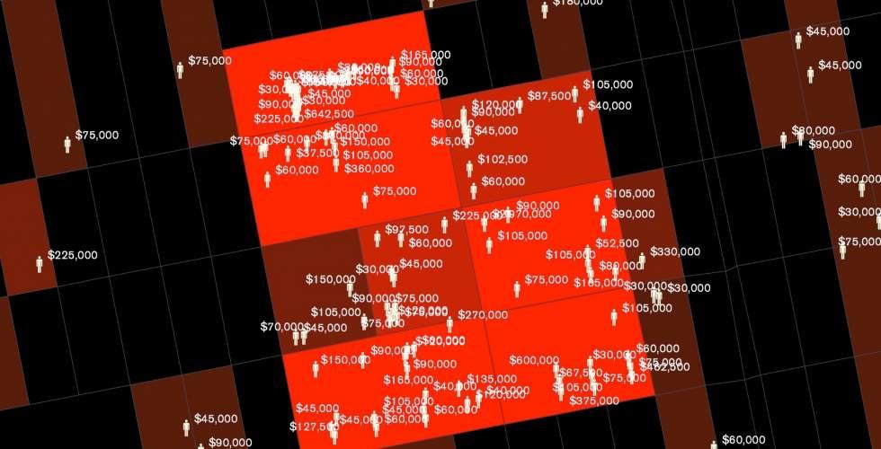 Al Jazeera writes about Million Dollar Blocks