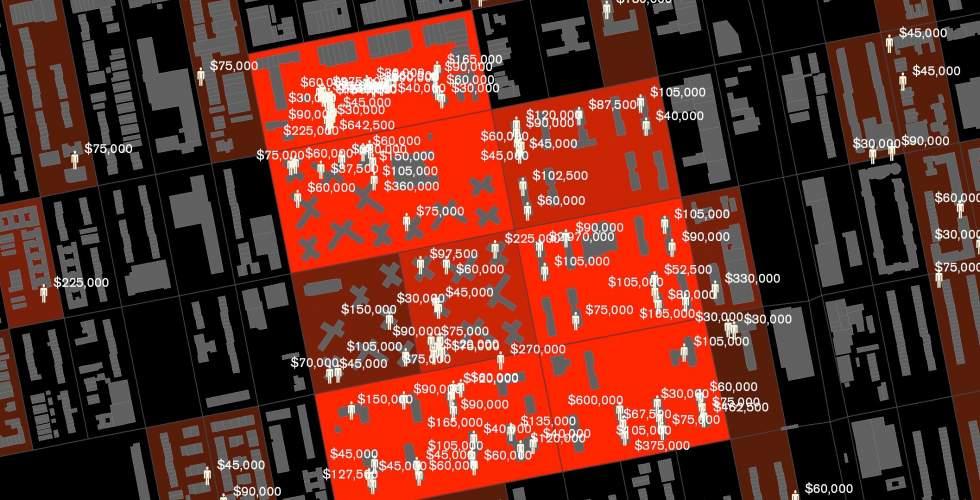 Washington Post writes on Million Dollar Blocks