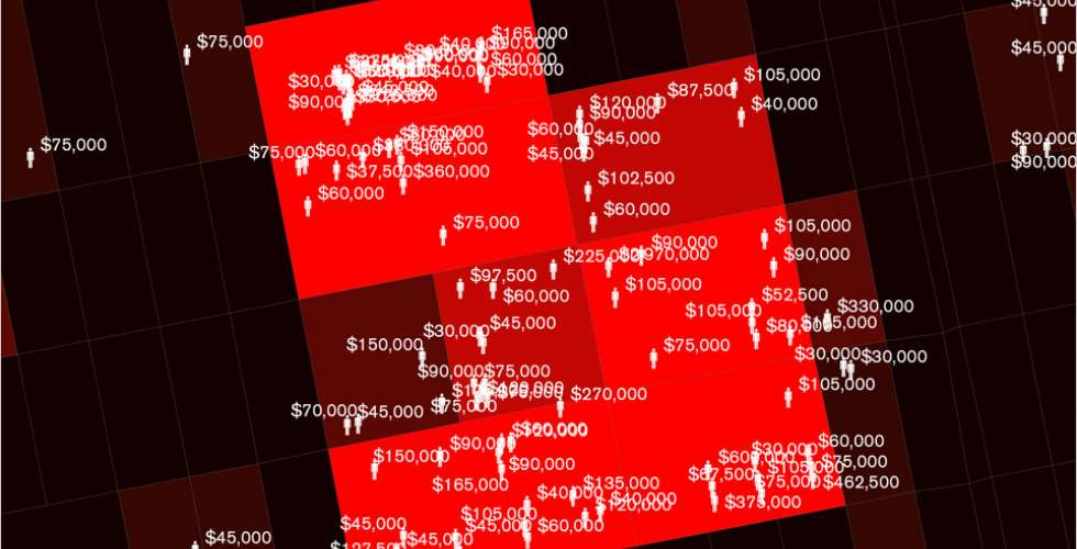 ProPublica Features Million Dollar Blocks